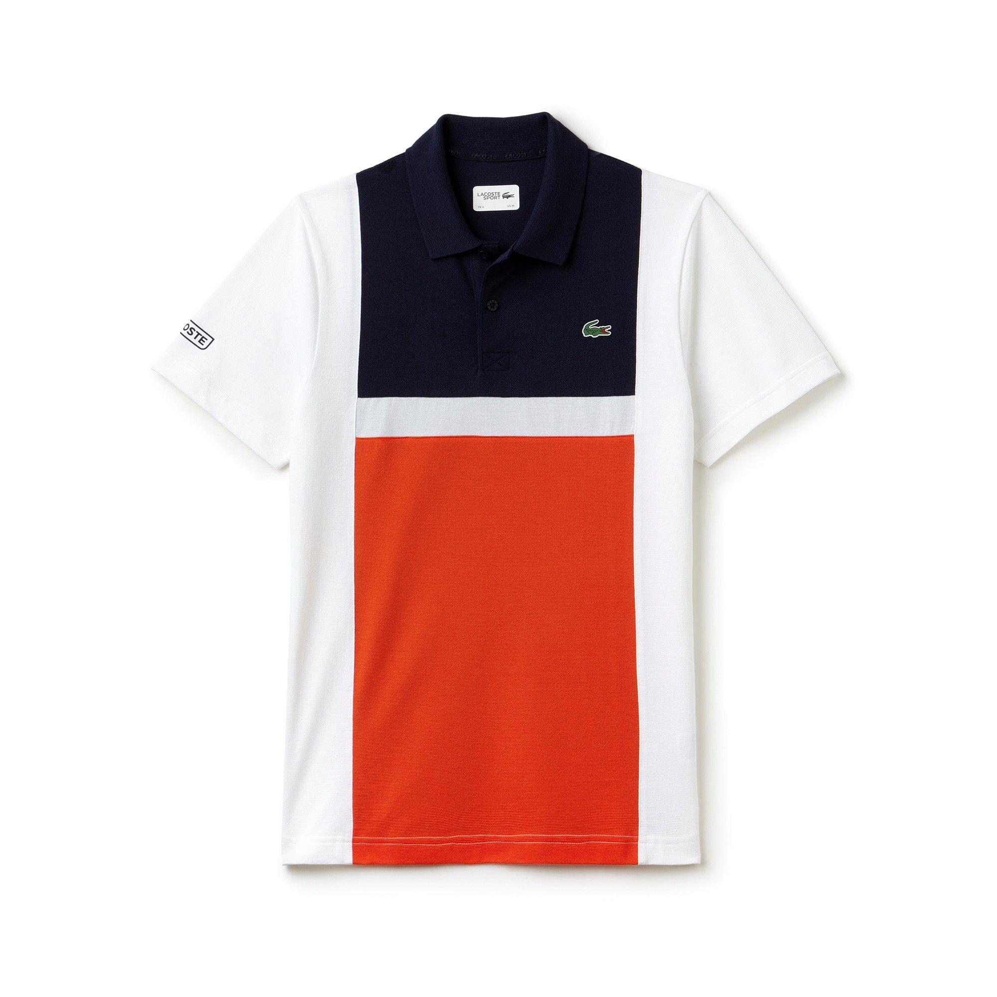 Predownload: Lacoste Men S Sport Tennis Colorblock Ultra Light Cotton Polo White Navy Blue Mexico Re Xxl Polo Shirt Design Tee Shirt Fashion Mens Designer Shirts [ 2000 x 2000 Pixel ]