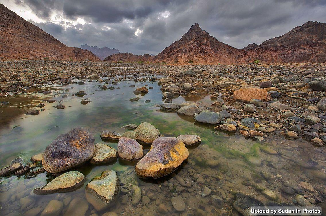 Red Sea Hills Port Sudan جبال البحر الأحمر بورتسودان By Hazim Elhag Sudan Redsea Portsudan Mountains Photo Natural Landmarks Sudan