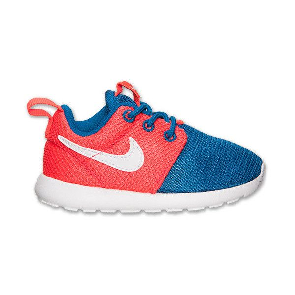 Boys' Toddler Nike Roshe Run Casual Shoes ($35) ❤ liked on Polyvore  featuring