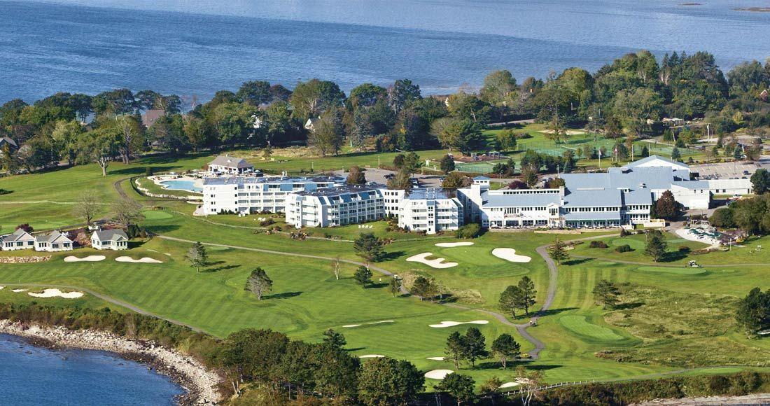 Maine Vacations Hotel The Samoset Resort Rockland