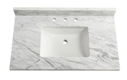 top bay inch granite trough p glacier home x bowl en vanity sircolo with