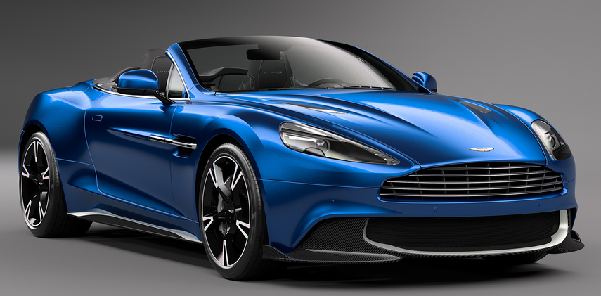 2019 Aston Martin Db11 Volante Review And Performance