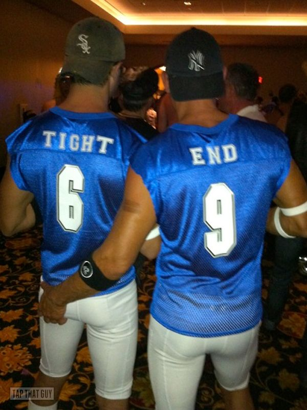 Image result for gay tight end