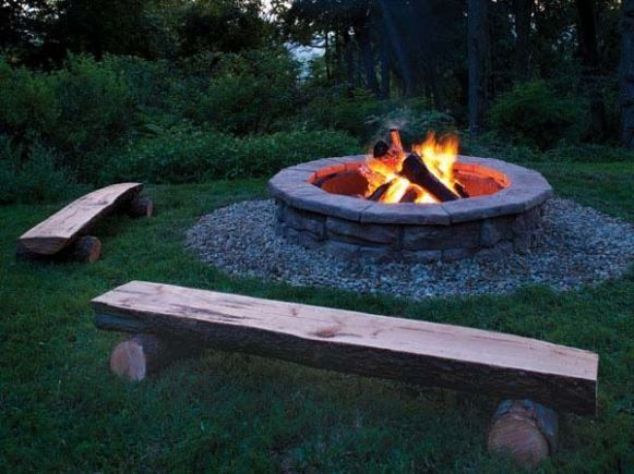 Photo of Fire Pit Seating Ideas 149 – decoratoo