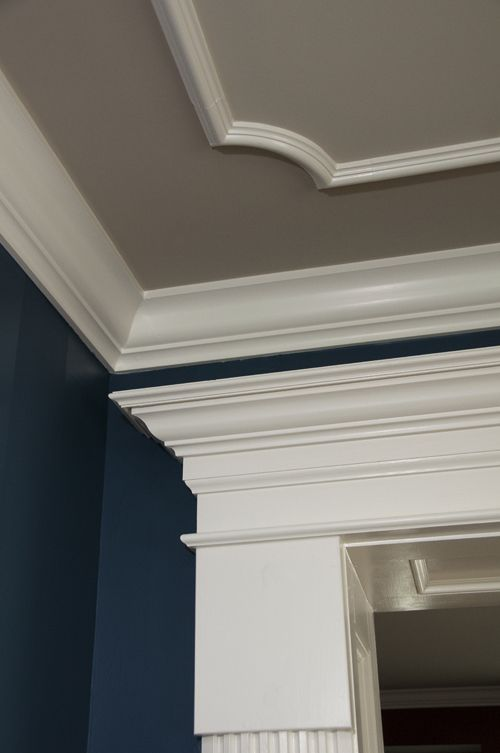 Pin By Jennifer Clement On Trim And Windows Molding Ceiling
