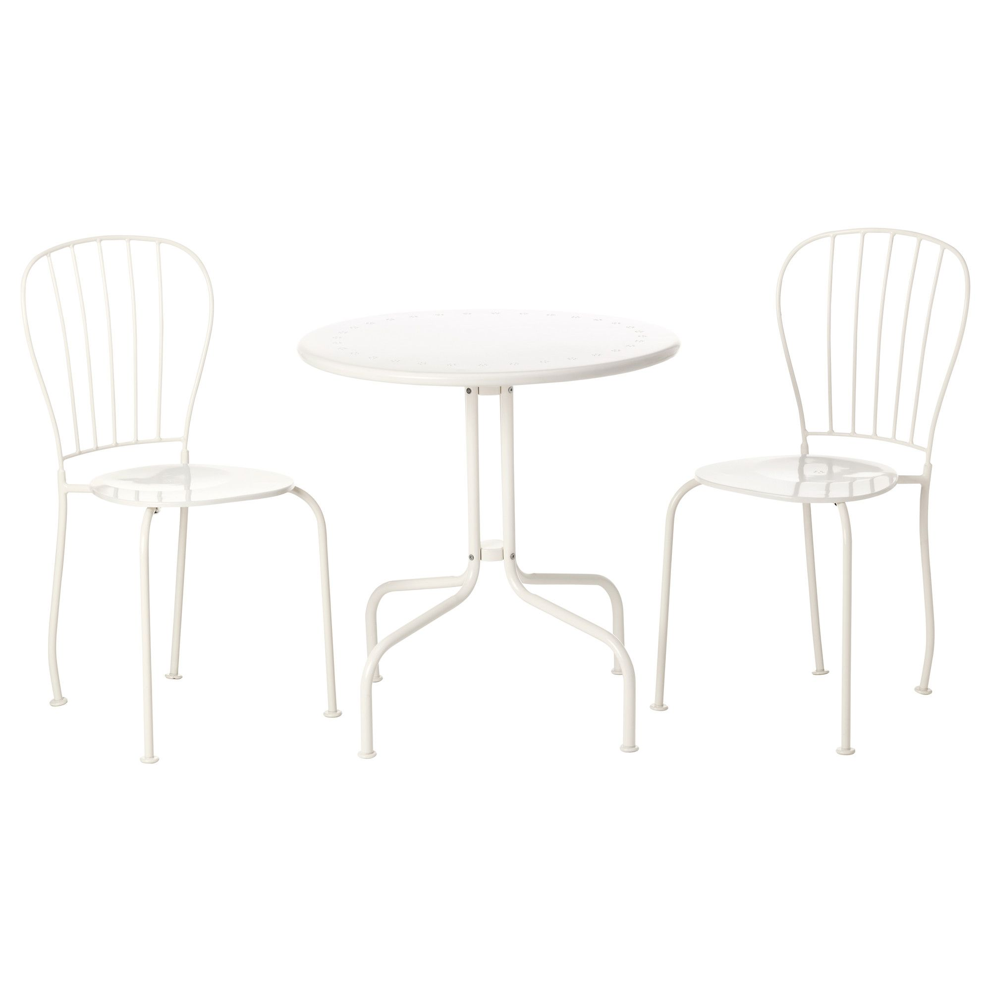 Ikea Gartenmöbel Läckö LÄckÖ Table And 2 Chairs White Ikea Got A Small Patio Or