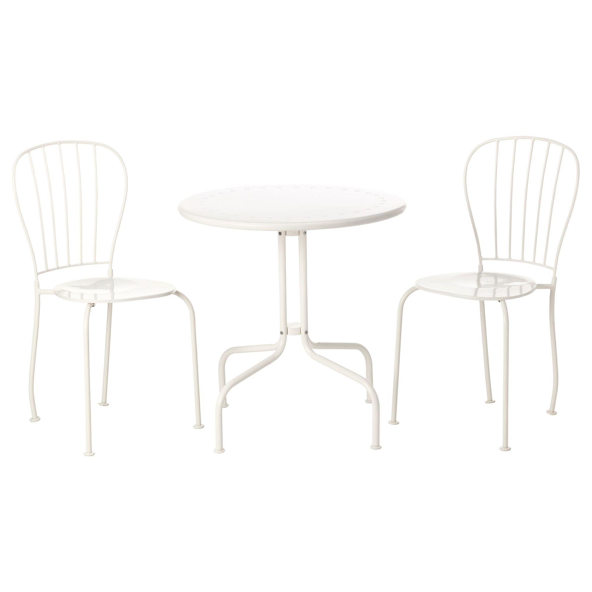 """L""""CK– Tisch und 2 Stühle IKEA Schöner Wohnen"""
