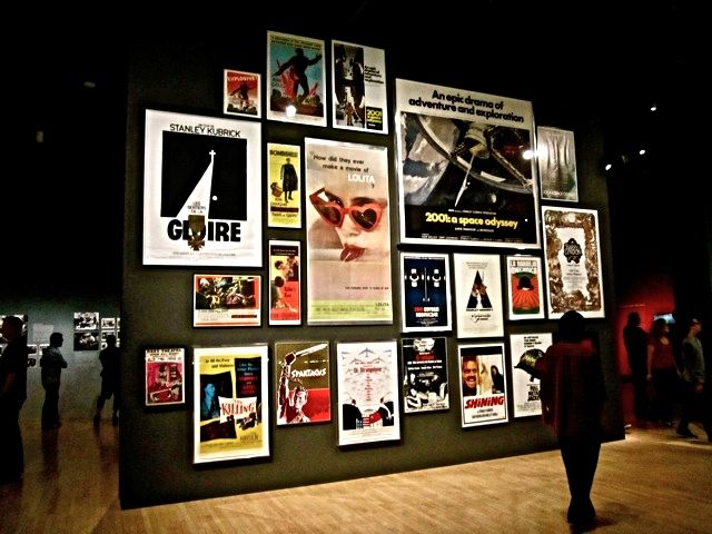 All Stanley Kubrick Movie Posters On One Wall In 2019