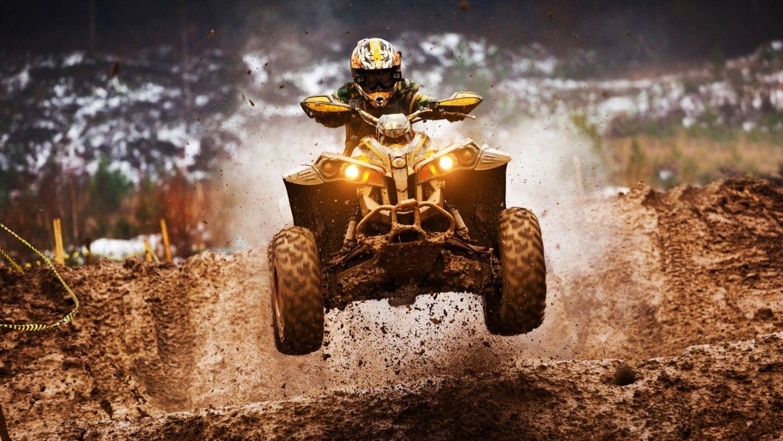 atv motocross quadro cycle