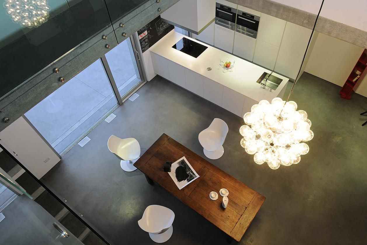 progetto cucina varenna alea e arredamento in una bellissima villa ... - Arredamento Interior Design