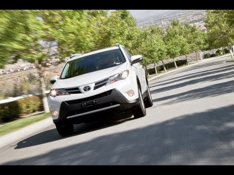 Toyota · This Toyota RAV4 Video Review Features Information About Fuel  Economy ...