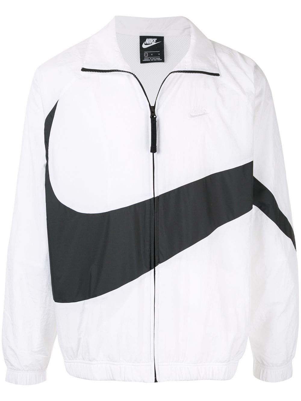 Nike Swoosh Print Track Jacket