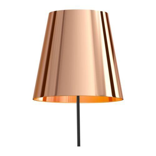 Ikea Elschirm gnejs schirm ikea gerichtetes licht ein kupferfarbener schirm sorgt