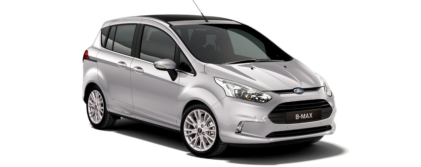 The ford b max is a really clever small mpv https www