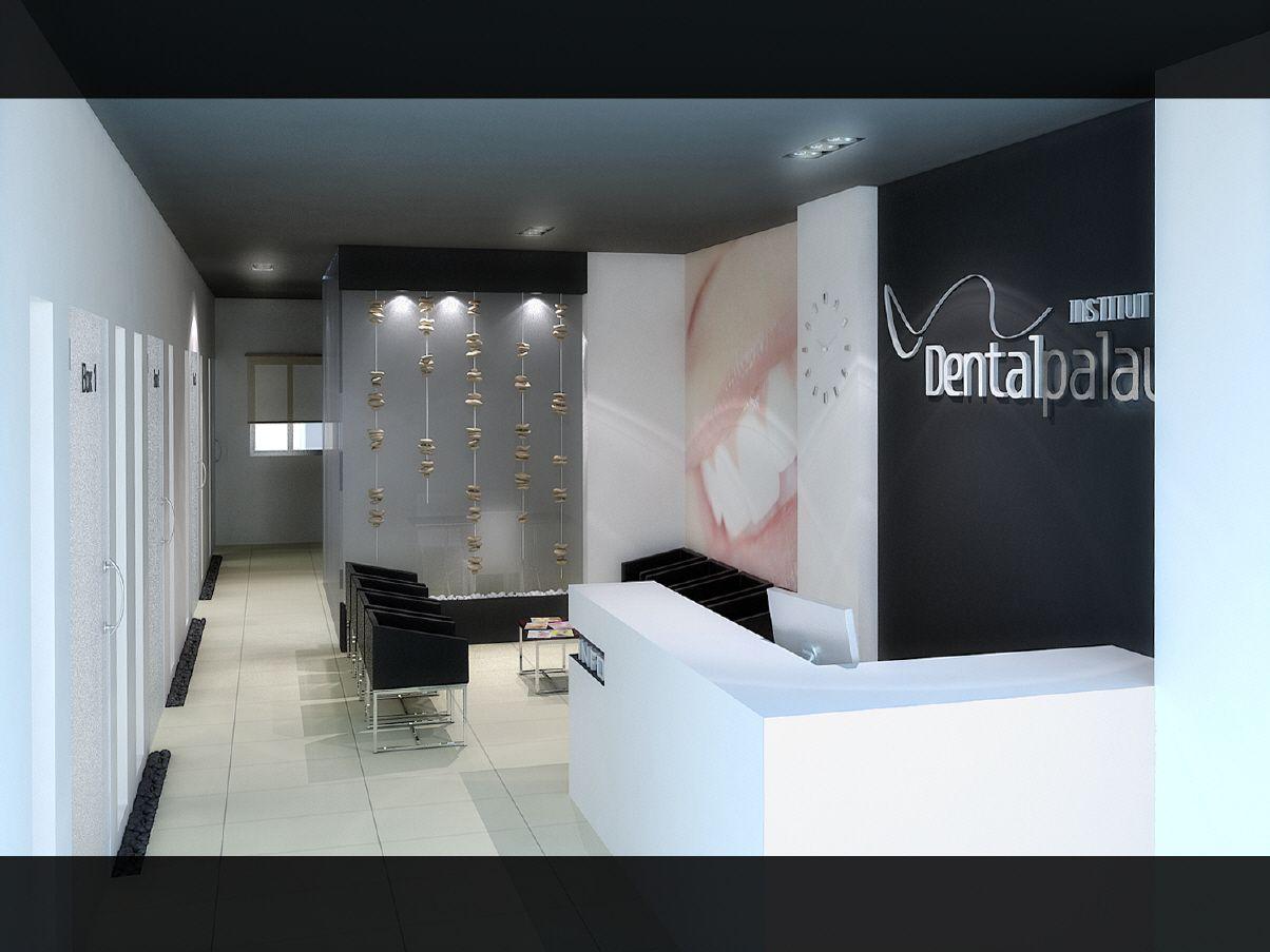 Cl nicas dentales odontolog a pinterest dental - Disenos clinicas dentales ...