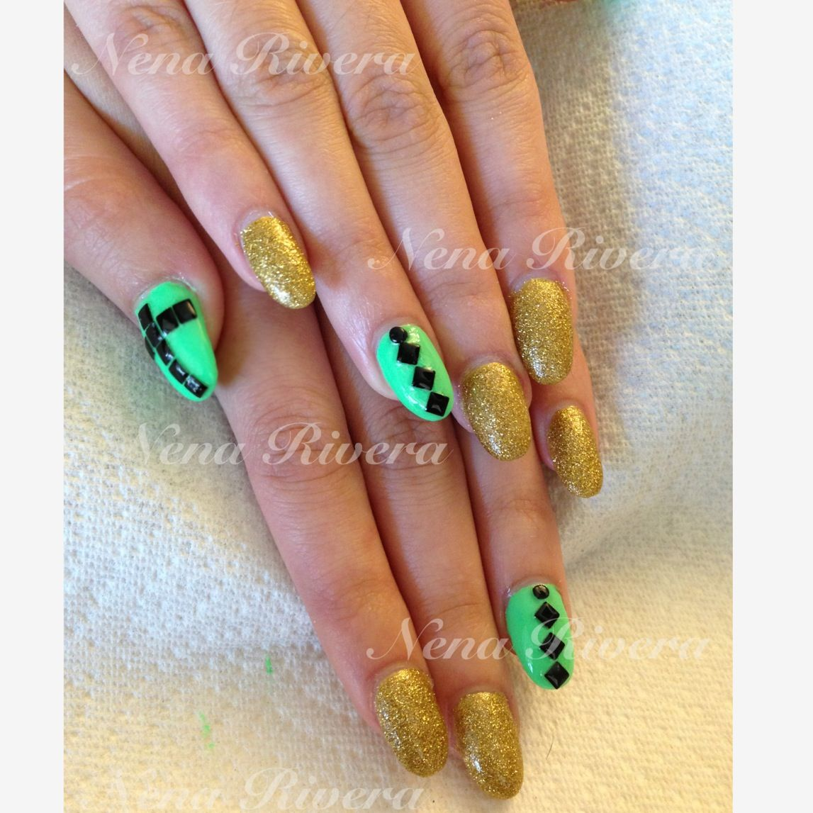 Fashion nails | Nails by me | Pinterest