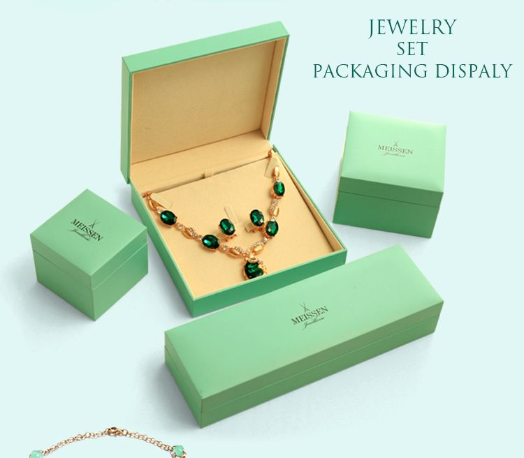 Professional jewellery box packaging factory can find a suitable
