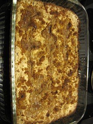 Pumpkin Dump Cake Try With Gluten Free Cake Mix Dairy