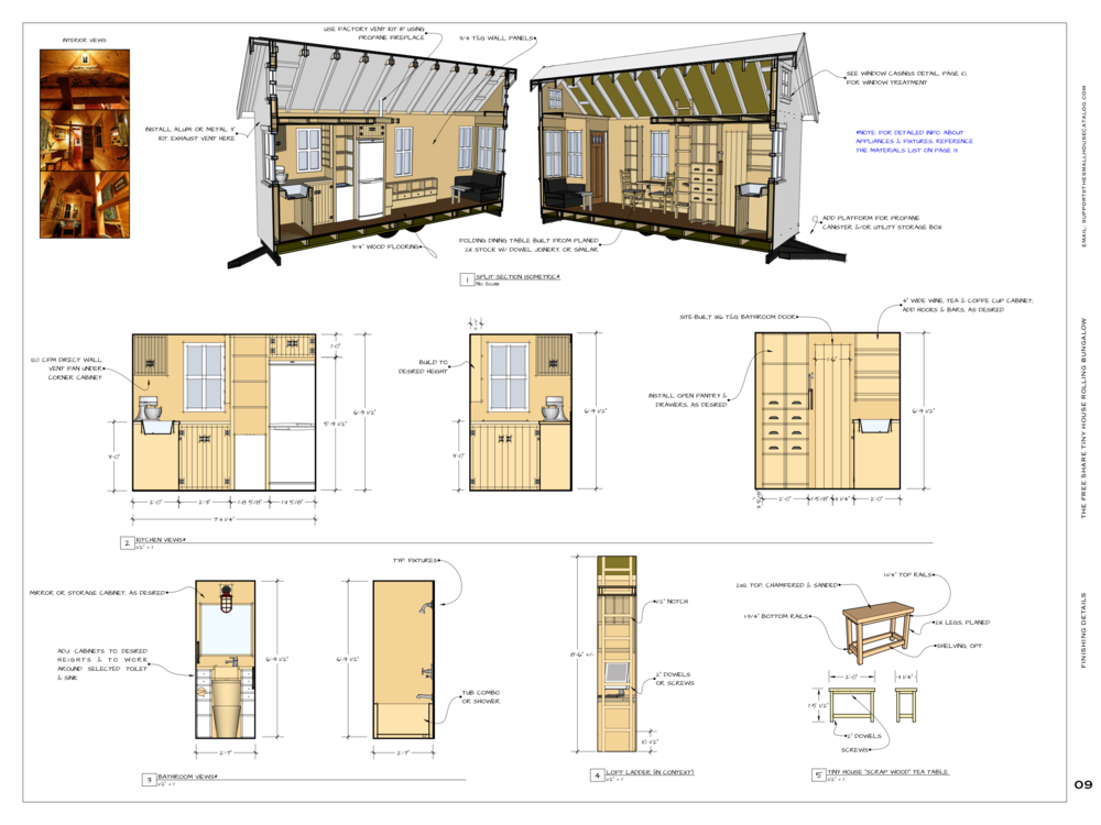 No 1 Tiny House Plan The Moschata The Small House Catalog In 2020 Micro House Plans Tiny House Floor Plans Tiny House Plans Free