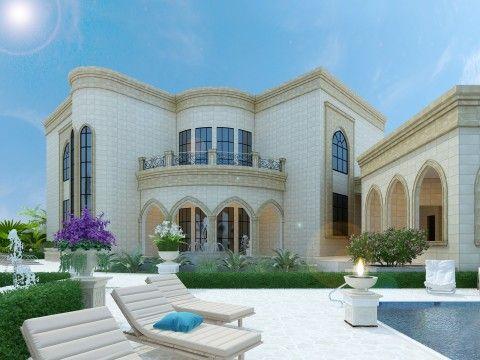 Fabulous Facade Design In Uae Facade Design Luxury Exterior Facade