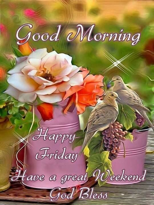 Friday morning great weekend quote weekend friday good morning friday morning great weekend quote weekend friday good morning friday quotes good morning quotes friday blessings voltagebd Images