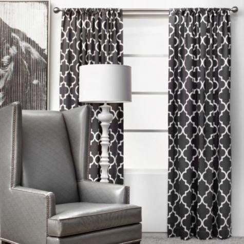 Cortinas para tu sala elegantes y sofisticadas for Cortinas elegantes para sala