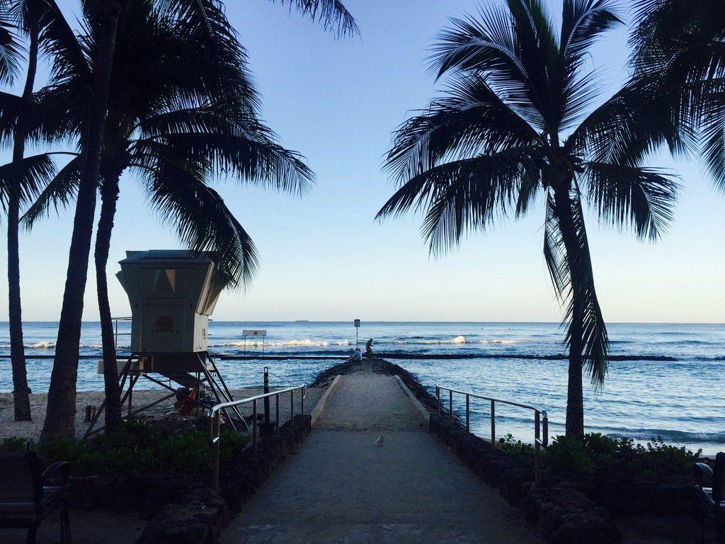 Find A Tourist S Heaven In Waikiki Hawaii Waikiki Oahu Stay