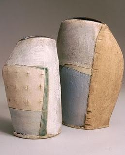 Craig Underhill Pottery Handbuilding Contemporary Pottery Pottery Ornaments
