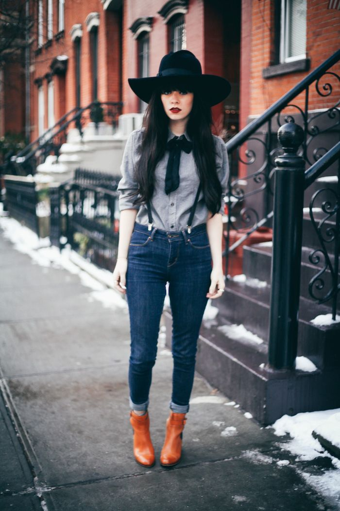 Souvent Le style hipster femme en 51 tenues | Style hipster femme, Style  OT41