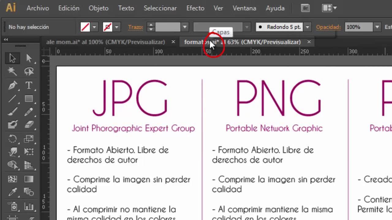 Comprimir Video Sin Perder Calidad Formatos Jpg Png Pdf Eps By Aleco Design Textos Area De