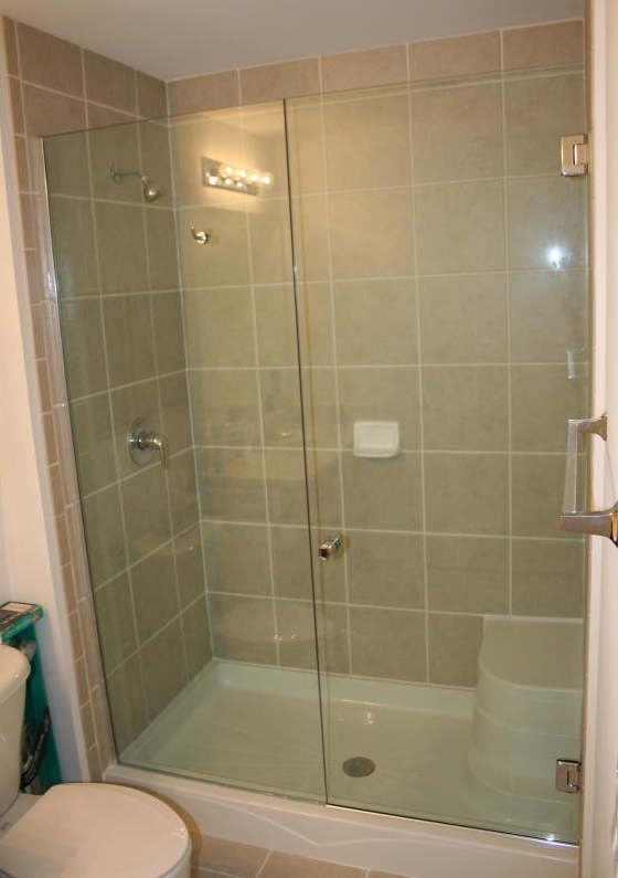 Glass Shower Doors Frameless Frameless Shower Door Euro Shower Simple Bathroom Remodeling Store