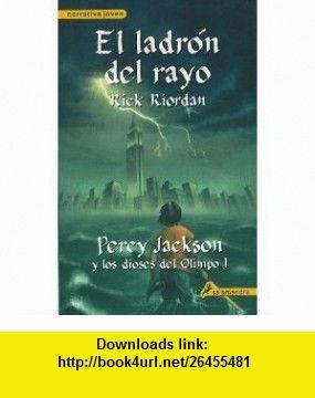 el ladron del rayo the lightning thief percy jackson y los dioses