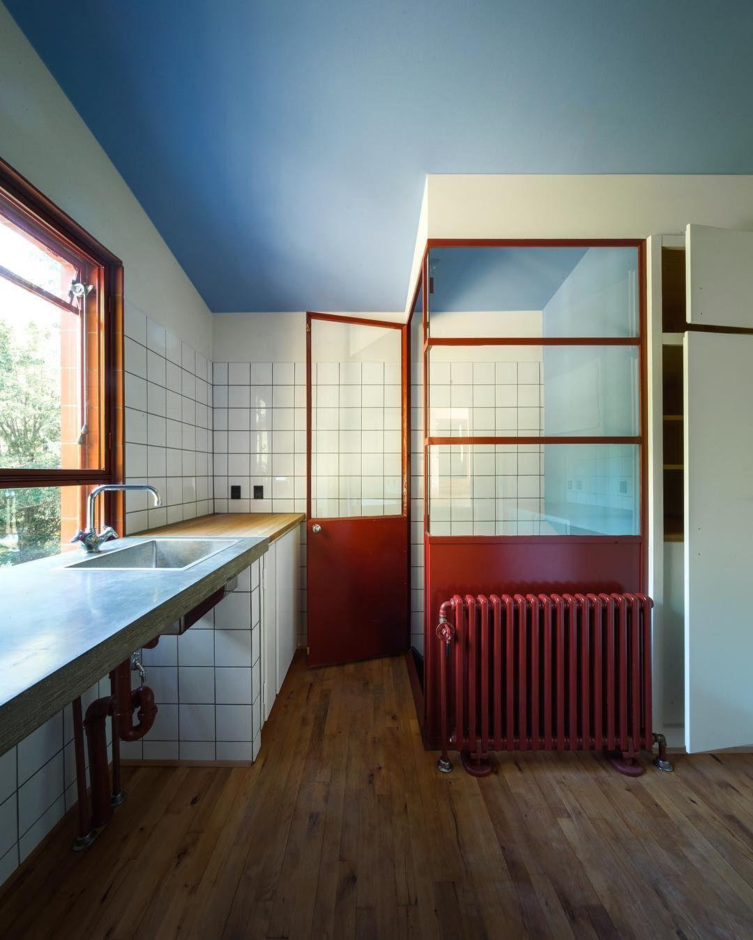 Paul henningsen kitchen y for Diseno de interiores en los anos 90