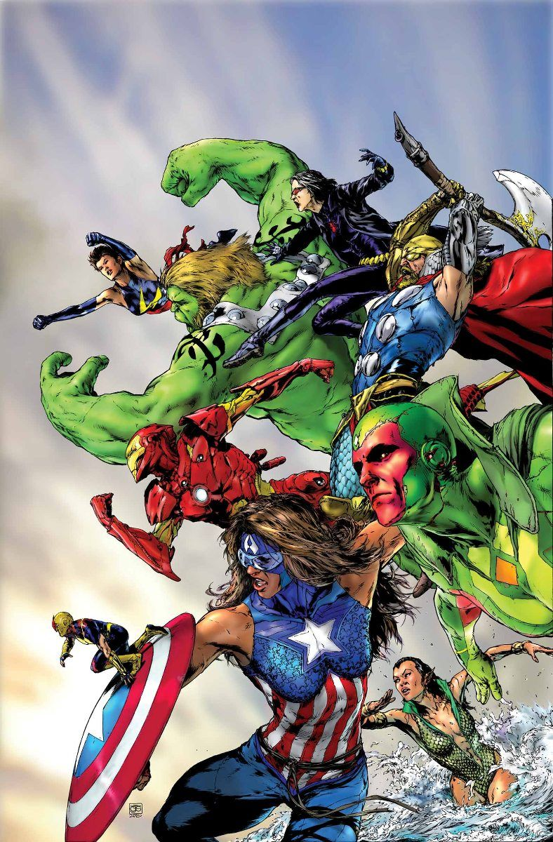marvel comics january 2016 solicitations newsarama com comics