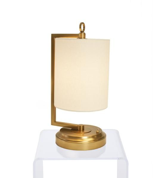 Jynn Cordless Lamp Dark Antique Brass Cordless Lamps Lamp Battery Operated Table Lamps