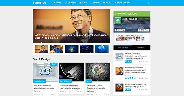 MagXP MyThemeShop Wordpress theme free download - http ...