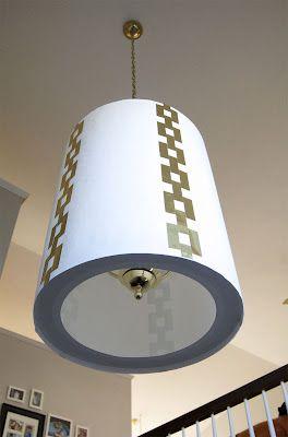 awesome diy lampshade