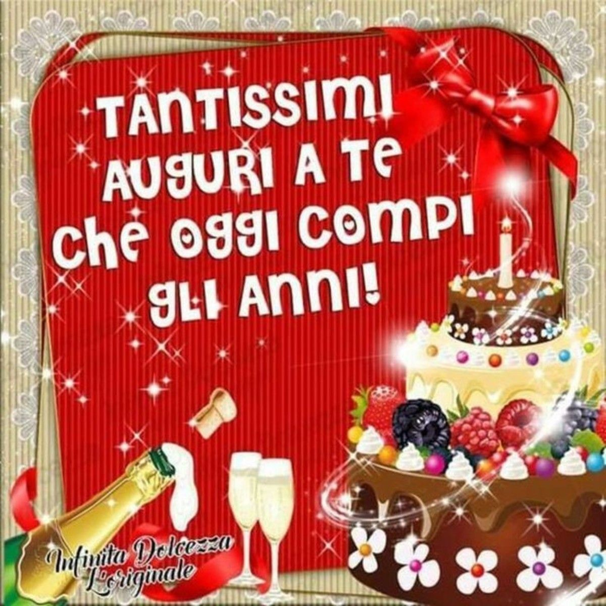 Tantissimi Auguri A Te 2 Buongiornoate It Auguri Di Buon Compleanno Buon Compleanno Compleanno