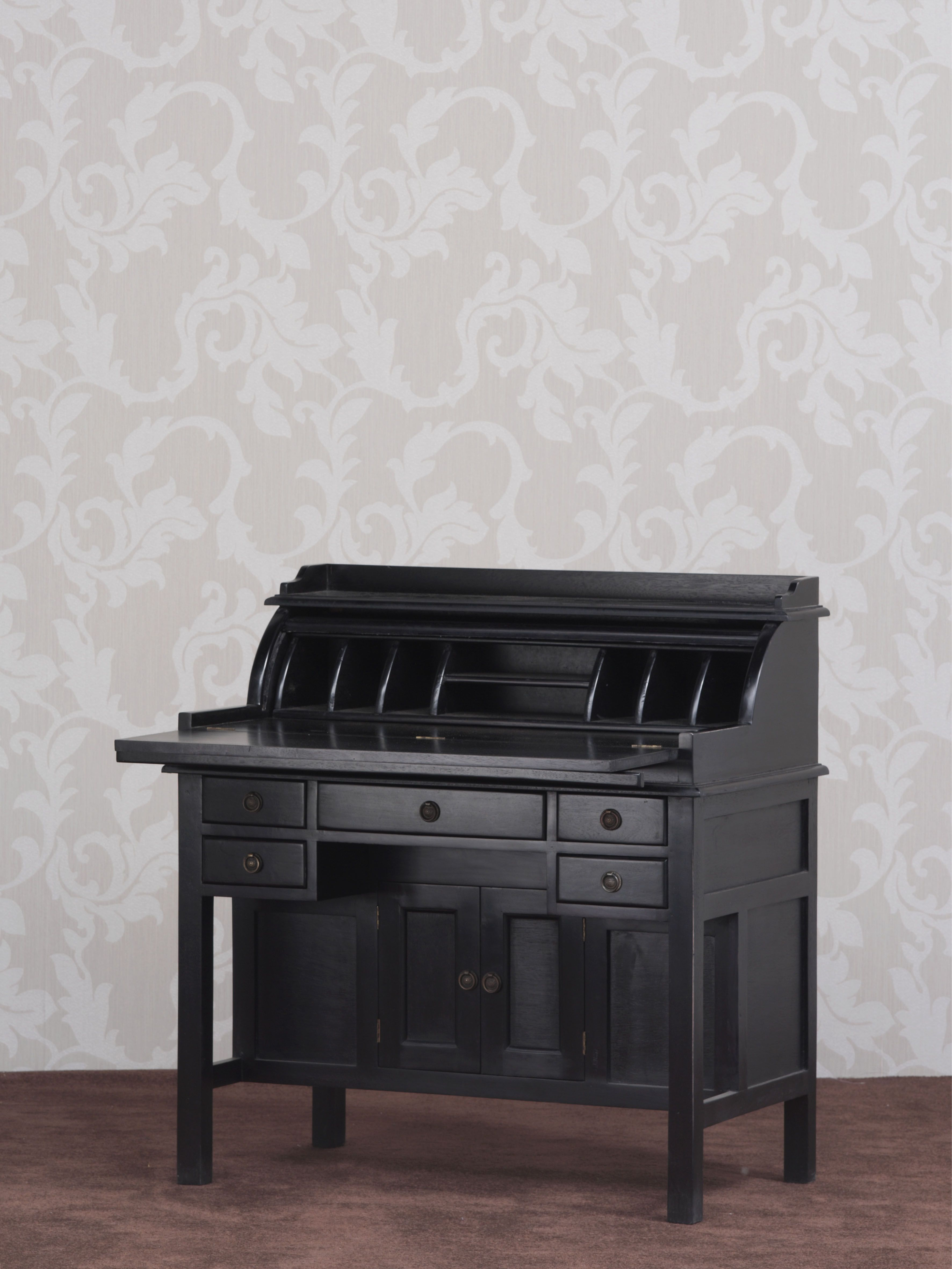 Info 440 pianodesk for Antiek interieur