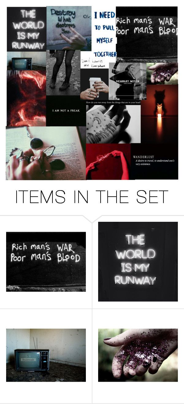 """""""Do you know what it feels like to die?"""" by emilyb6525 ❤ liked on Polyvore featuring art"""