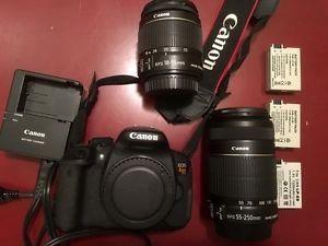 Canon EOS Rebel T5i DSLR 18-55mm  $450.00 https://wp.me/p3bv3h-gNz