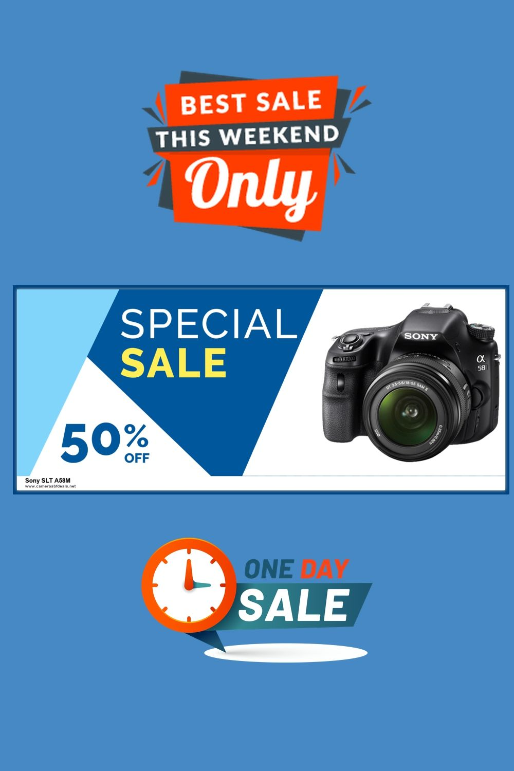 11 Best Sony Slt A58m Black Friday Deals Coupons 2020 In 2020 Black Friday Camera Black Friday Sony
