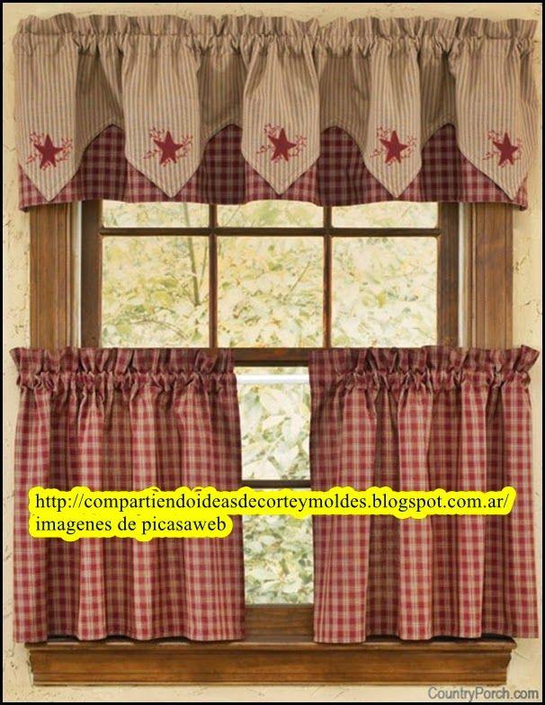kitchen curtains photos
