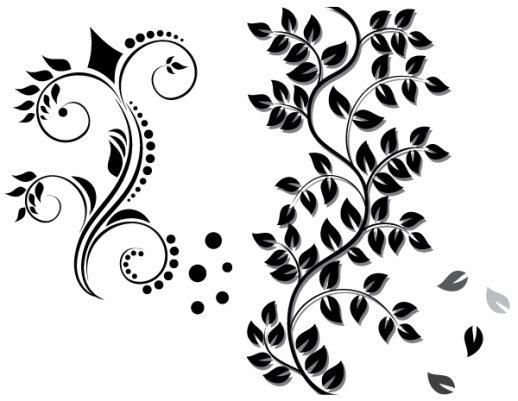 Graphic Design | Floral Graphic Design | Download Free Vector ...