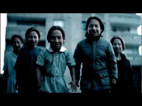 Aphex Twin - Come to Daddy is one of the scariest music videos I have seen (but I love it).