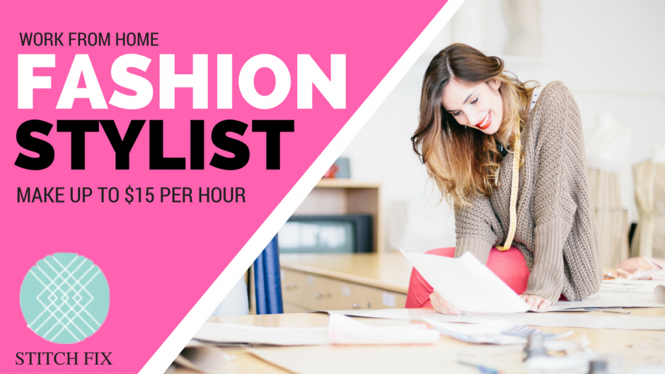 Get Paid To Complete Online Tasks And Easy Jobs No Experience Working From Home Fashion Stylist Legit Work From Home