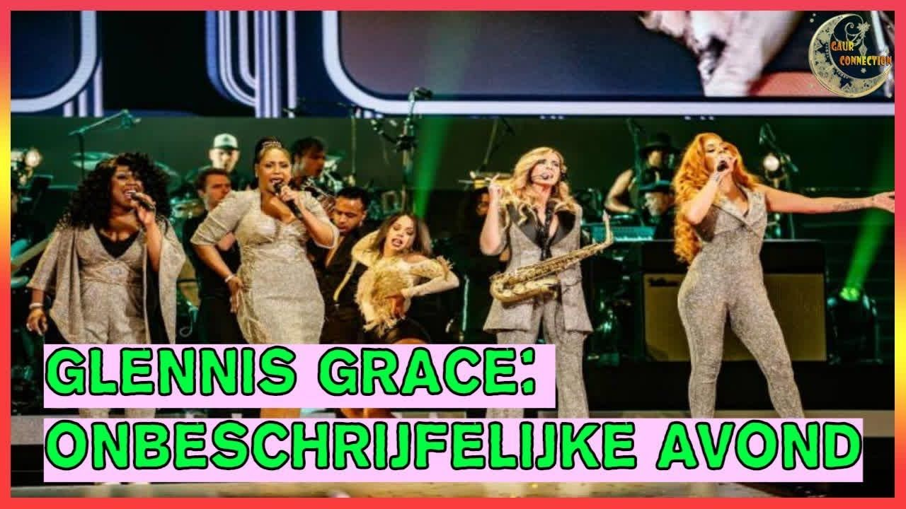 Glennis Grace: onbeschrijfelijke avond   Video