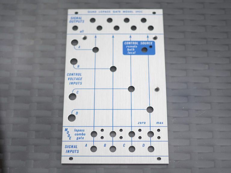 Parts Kits For Buchla Modules Samodular Modular Synthesizer Cases And Diy Parts Synthesizer Modular Function Generator
