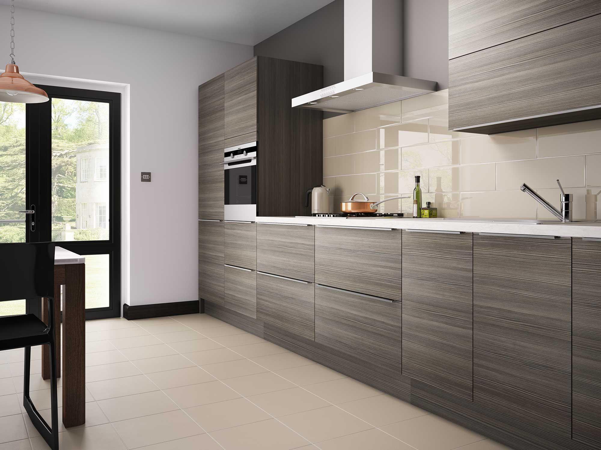 Modesfine In Cream Is Available In 13X13 Satin Matte Floor Entrancing 10 X 20 Kitchen Design Decorating Design