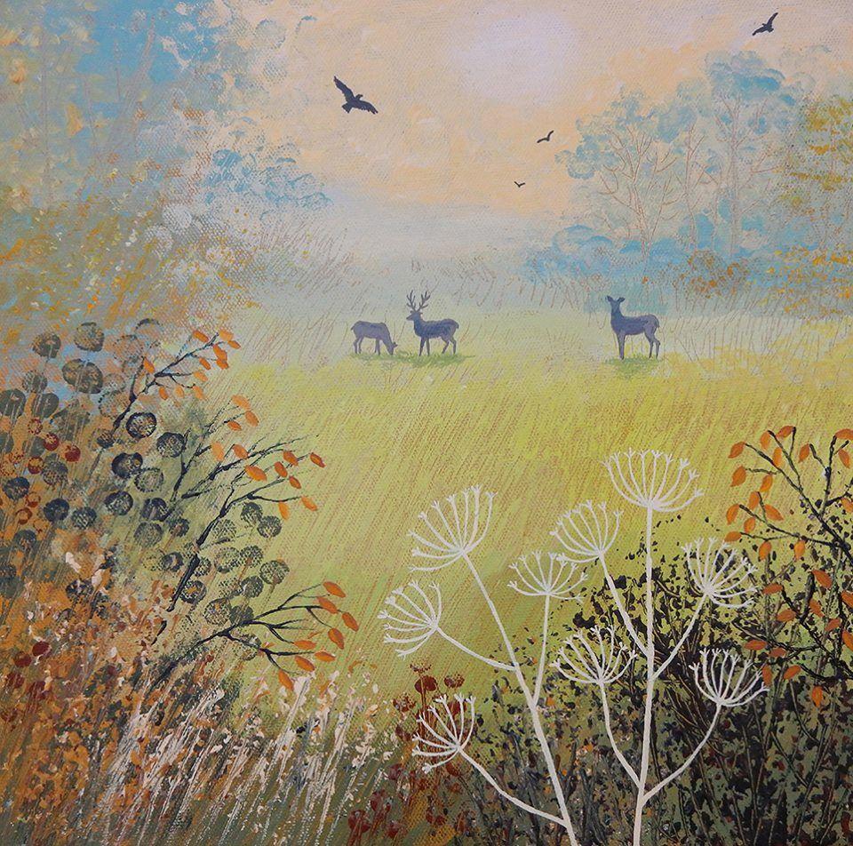 October Dawn - Jo Grundy